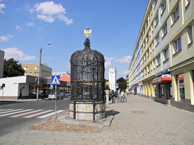 Na ulicy Wrocławskiej w Nysie znajduje się piękny zabytek