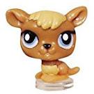 Littlest Pet Shop Teensies Kangaroo (#T21) Pet