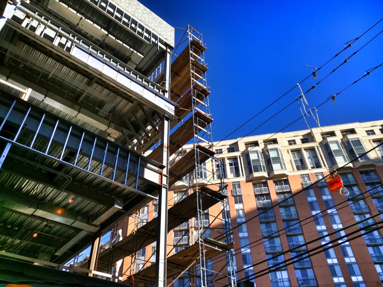 Robert Dyer Bethesda Row Bethesda Construction Update