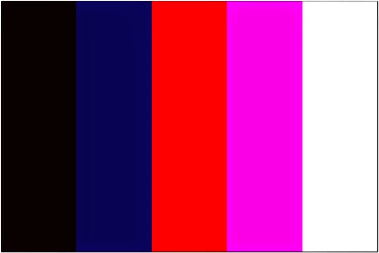 welchem farbtyp steht dunkelblau