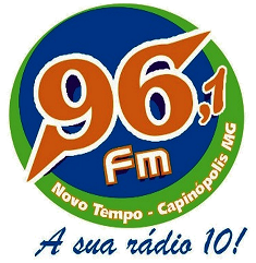 Rádio 96 FM de Capinópolis MG ao vivo