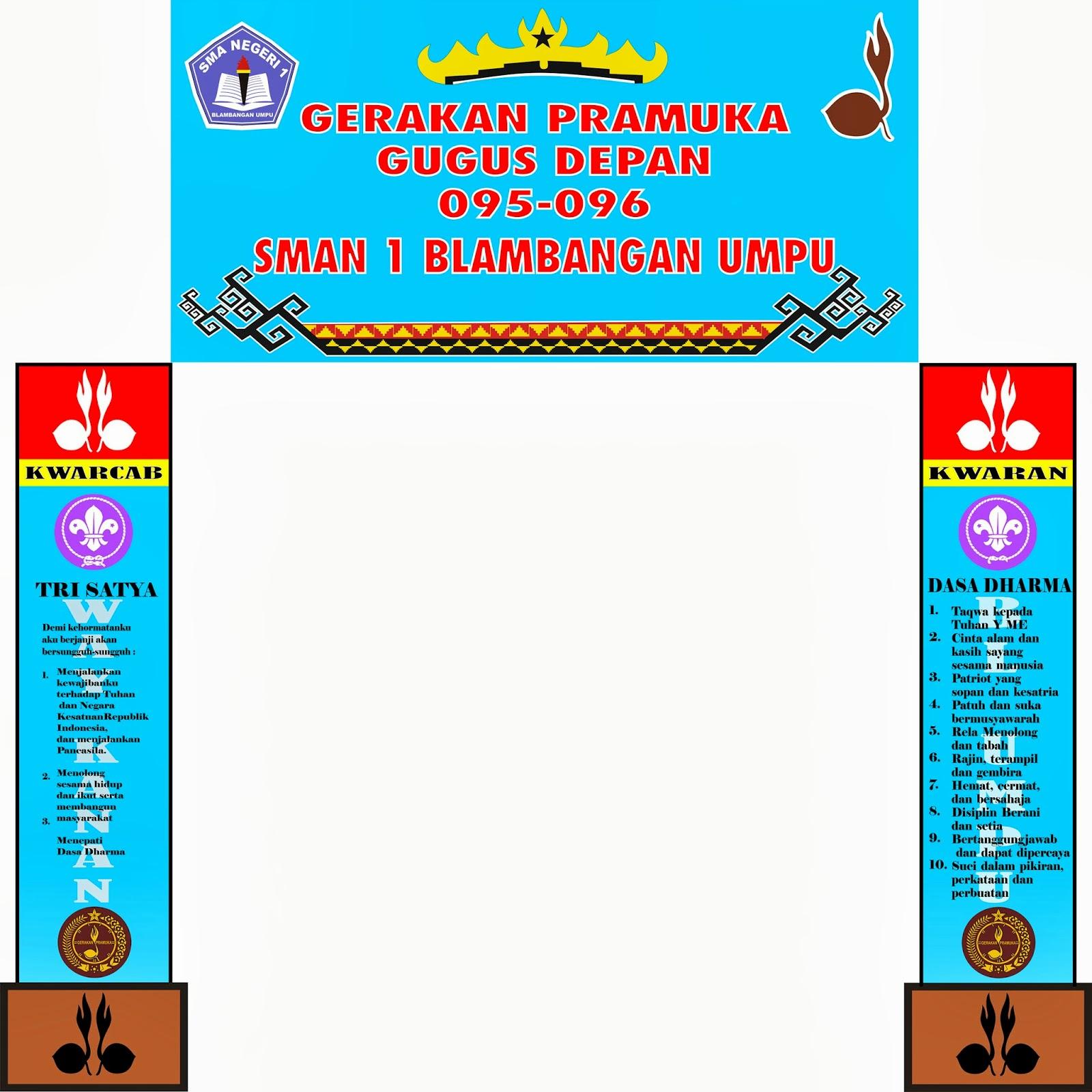 contoh gambar gapura james horner unofficial