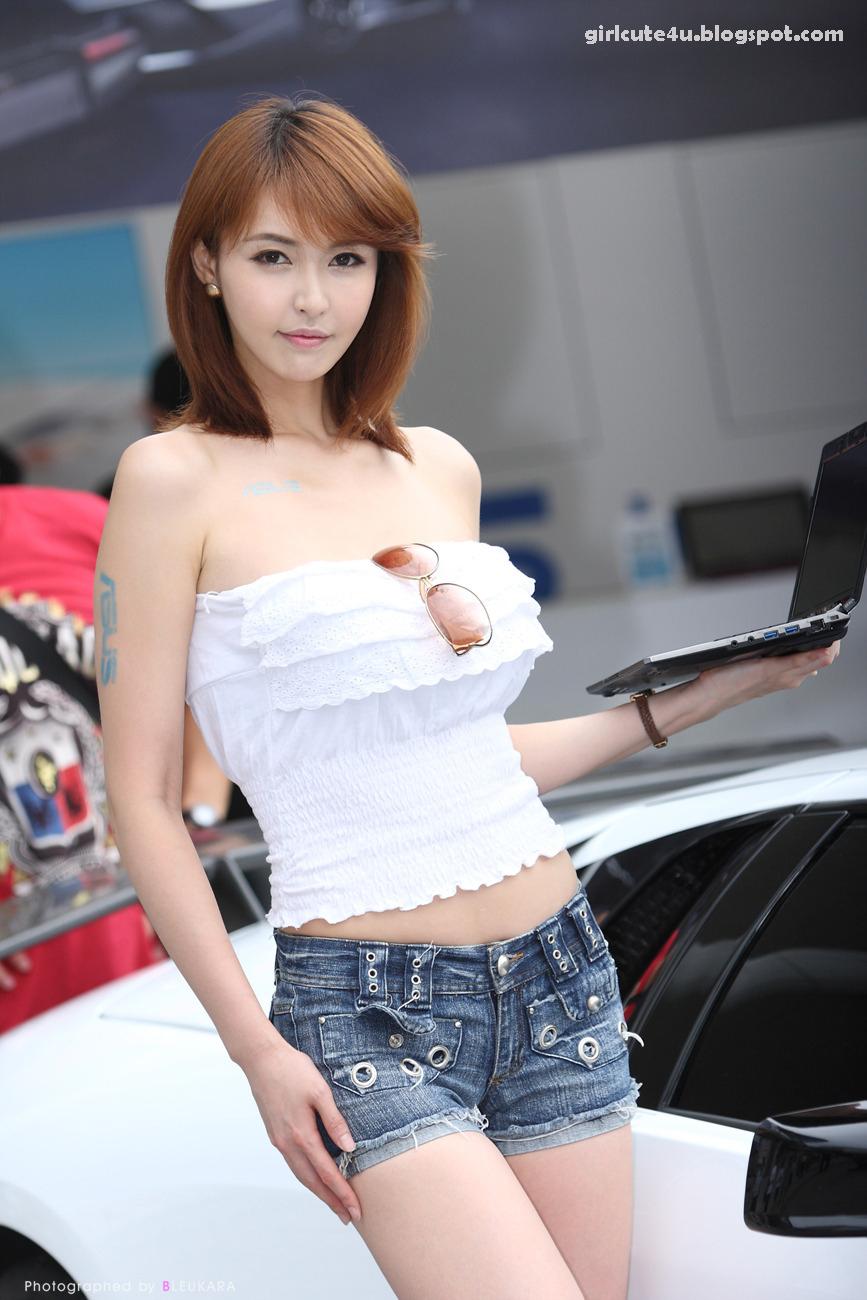 Kang Yui - Asus Lamborghini Vx7 Roadshow Part 2  Cute -3822