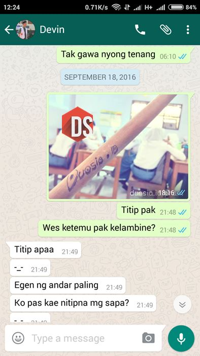 WhatsApp APK terbaru