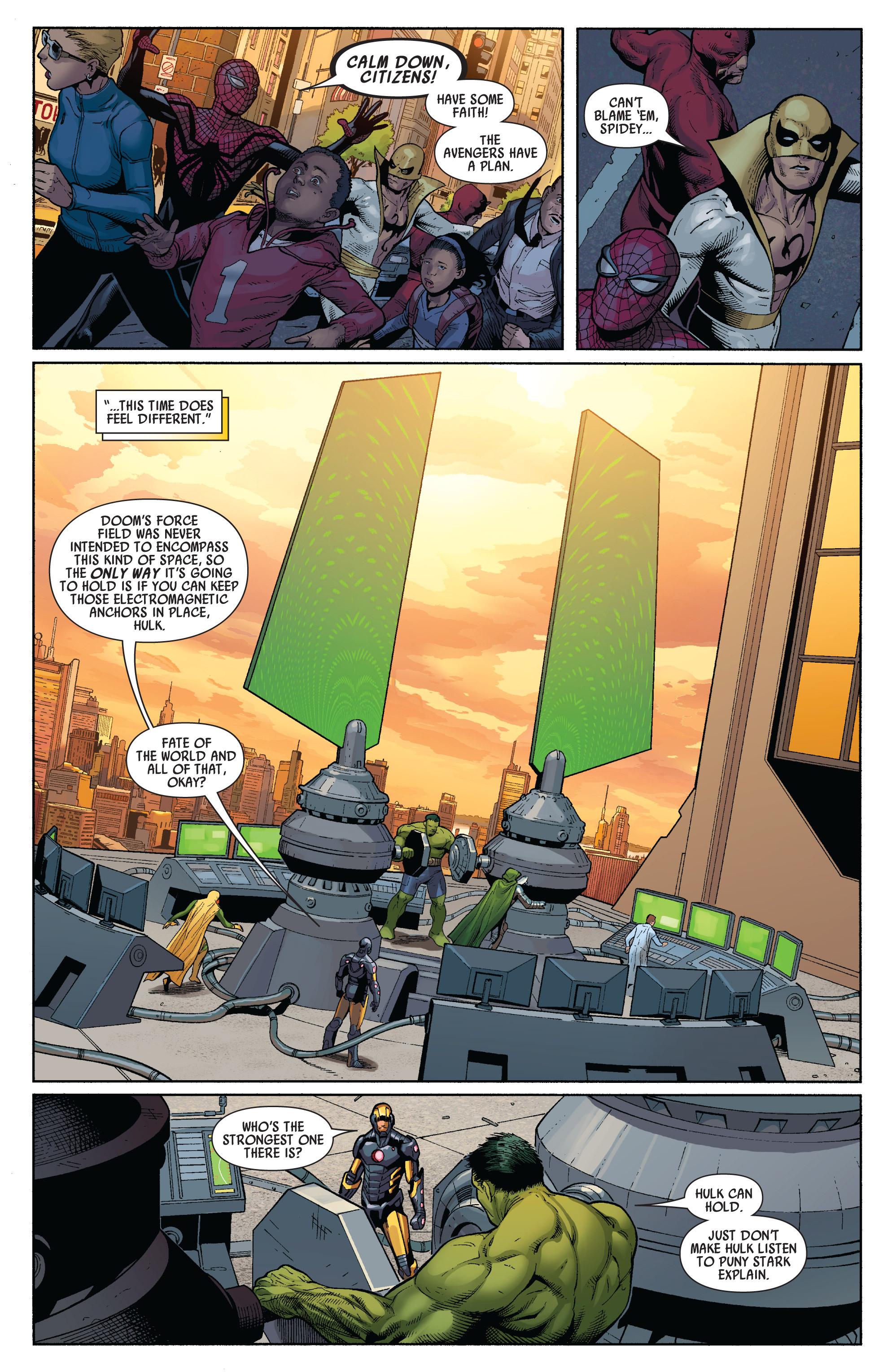 Read online Uncanny Avengers (2012) comic -  Issue #17 - 4