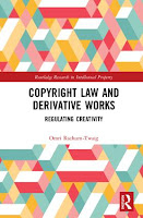 Book review: Copyright law and derivative works