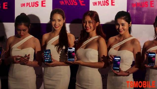 """Giới công nghệ """"phát sốt"""" với vẻ đẹp Sexy của UM Plus E - 1"""