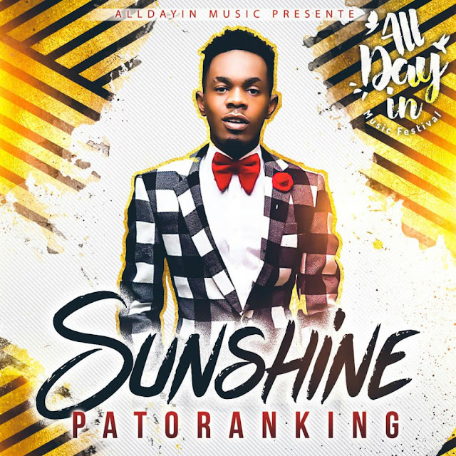 "Patoranking – ""Sunshine"" - www.mp3made.com.ng"