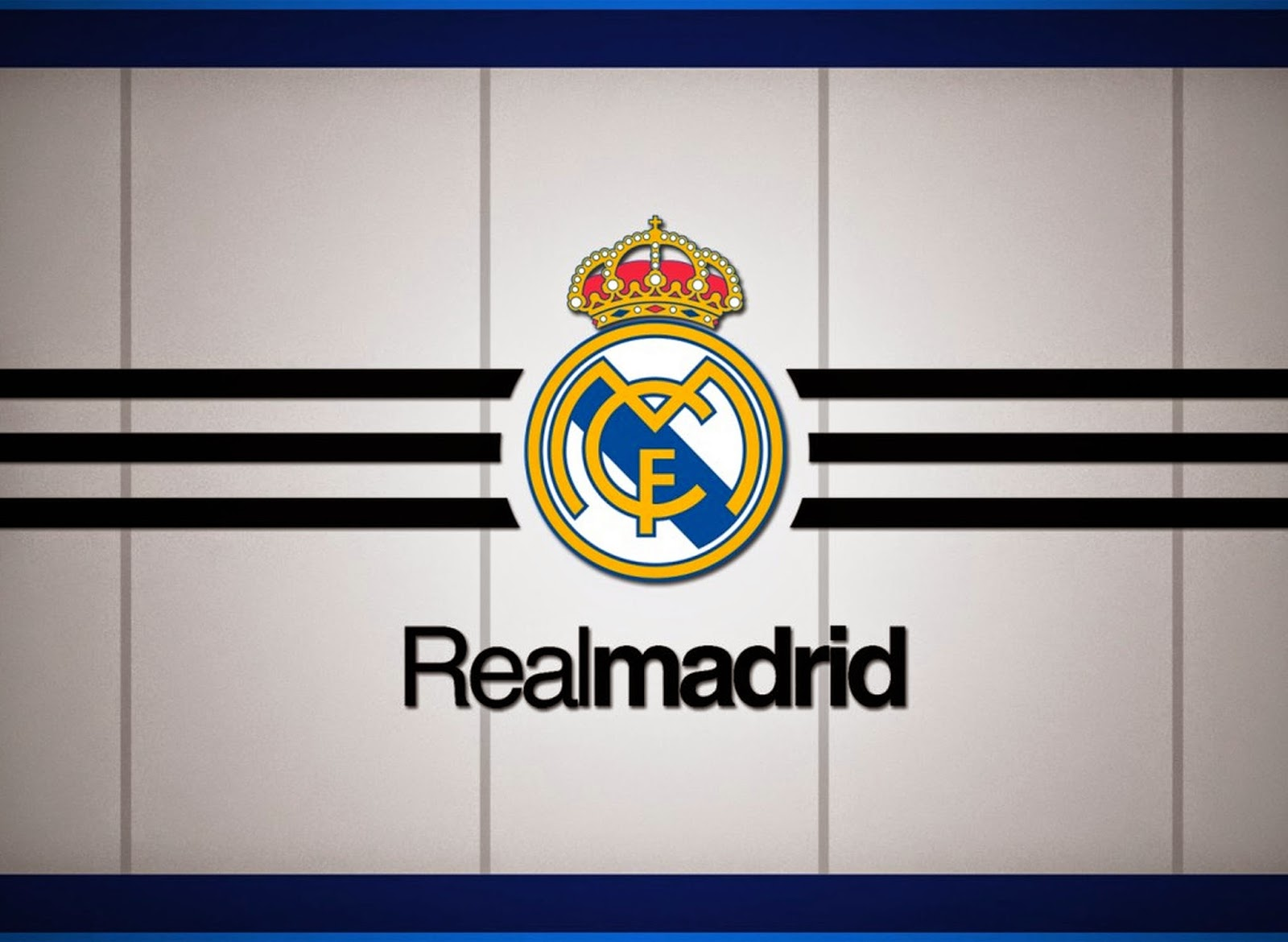 Gambar Kartun Lucu Real Madrid Terbaru