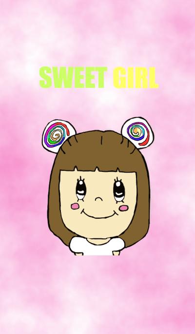 SWEET SWEET GIRL