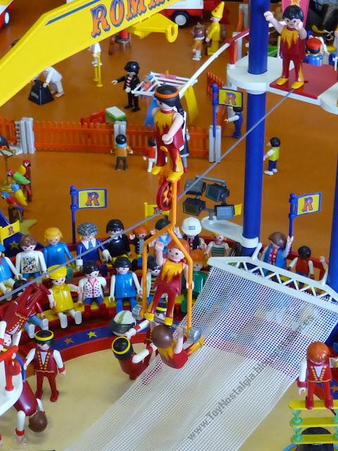 Diorama Playmobil Circo Circus