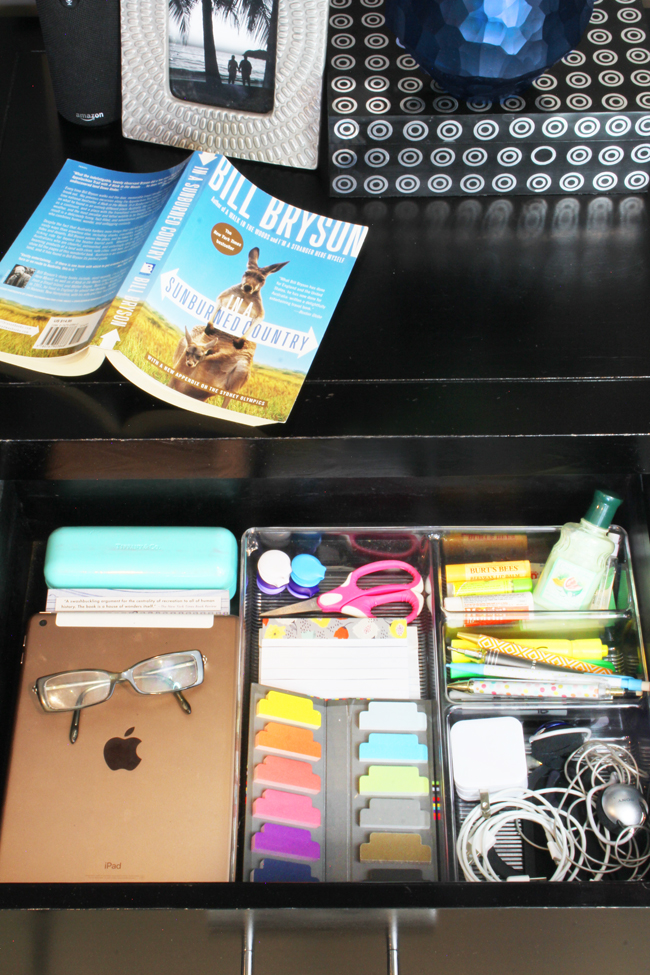 Nightstand Drawer Organizers