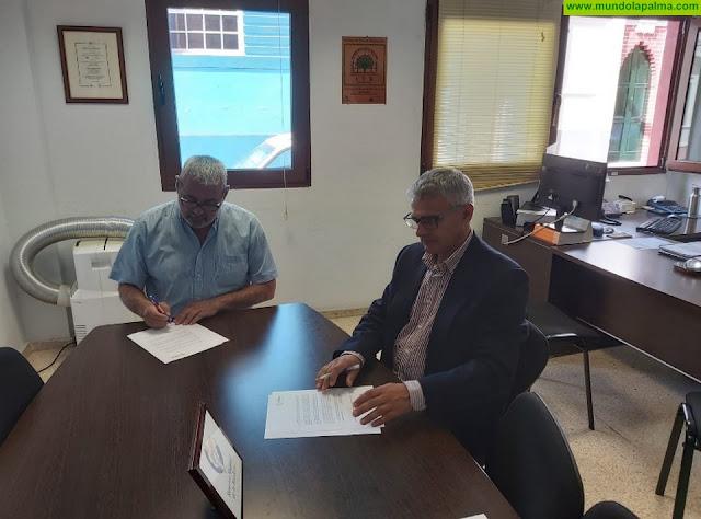 La Fundación Canaria Reserva Mundial de la Biosfera La Palma, adjudica el contrato reservado del servicio de limpieza a la empresa de inserción socio laboral ISONORTE EMPLEO S.L.U.