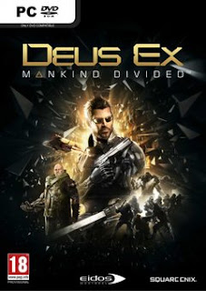 Deus Ex Mankind Divided (PC) – CPY