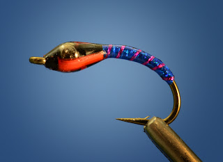 chironomid buzzer fly pattern