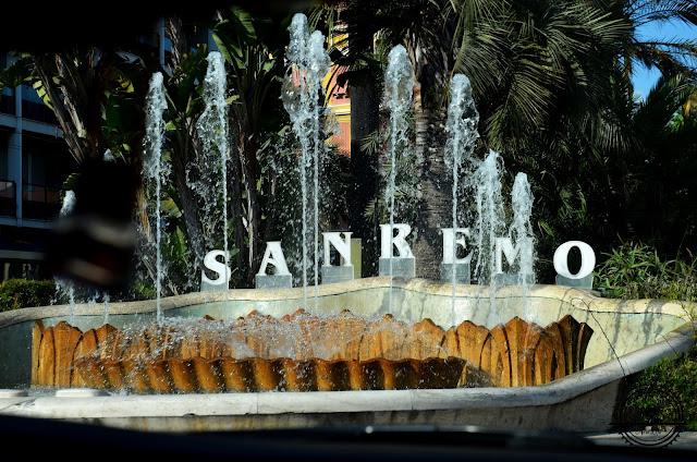 Euro Trip: San Remo, Genua, Piza, Florencja