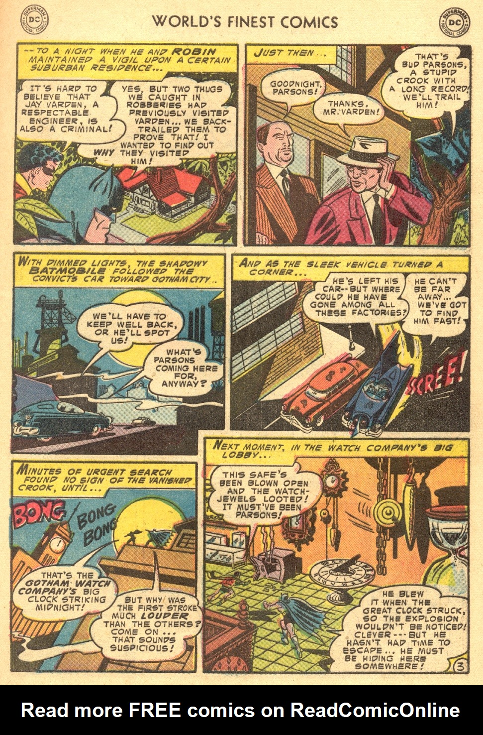 Read online World's Finest Comics comic -  Issue #70 - 57