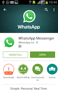 How to make voice calls on WhatsApp