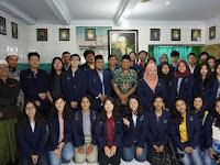 Pesantren Luhur Malang Terima Kunjungan Mahasiswa Universitas Ma Chung