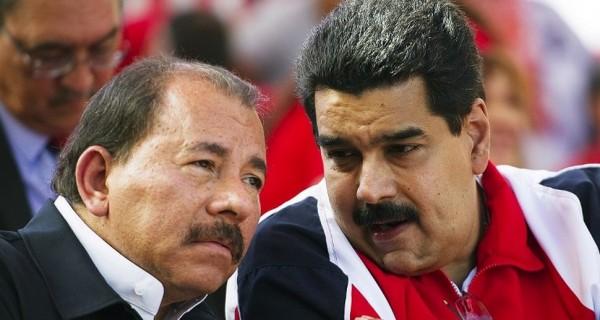 ¡SIN PALABRAS! Maduro ha enviado más de 60 millones dólares a Nicaragua en lo que va de año