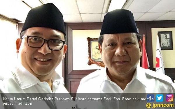 Fadli Zon: Pernyataan Prabowo Banyak Dipelesetkan