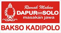 Rumah Makan Bakso Kadipolo - Dapur Solo Group - Surakarta