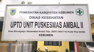 Puskesmas Ambal II