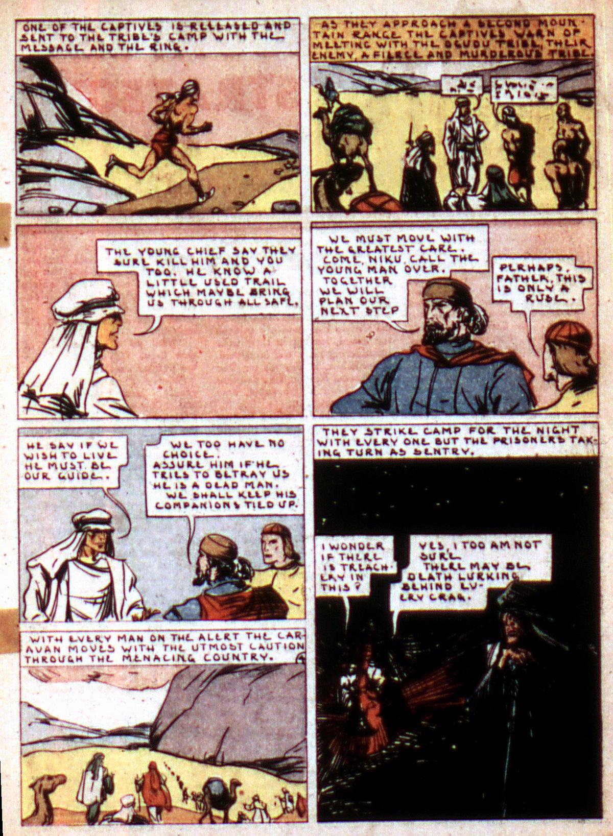 Action Comics (1938) 2 Page 32