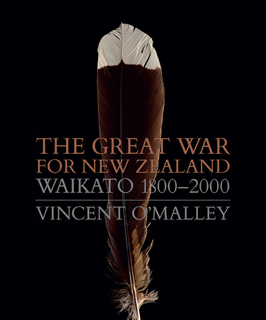 New Zealand Herald Book of the Year 2016: The Great War for New Zealand