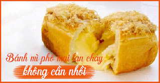 cong-thuc-banh-mi-pho-mai-tan-chay-khong-can-nhoi