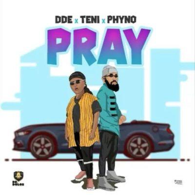 """Teni x Phyno – """"Pray""""-www.mp3made.com.ng"""