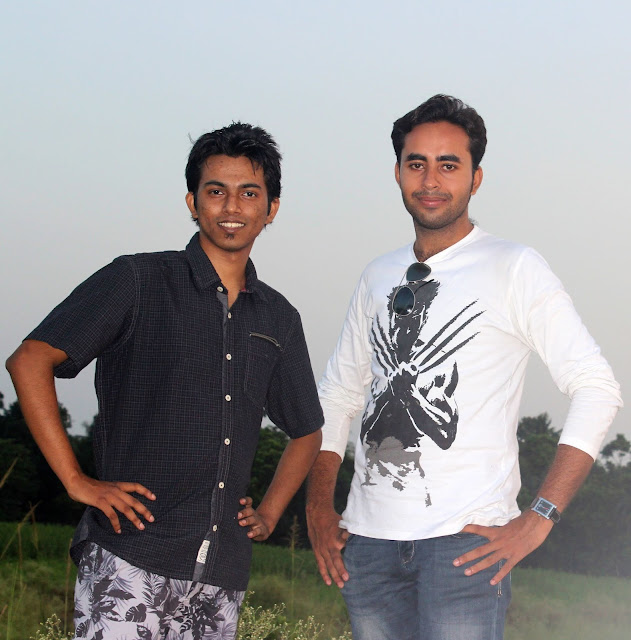 Sourajit Saha & Uttiyo Dey 2