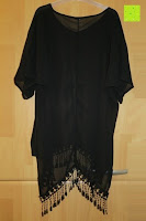 hinten: AIYUE Frauen strandkleid große größen Sommer Blusen Strandhemd Damen Oversize Shirt Bikini Cover Up EU 34-46