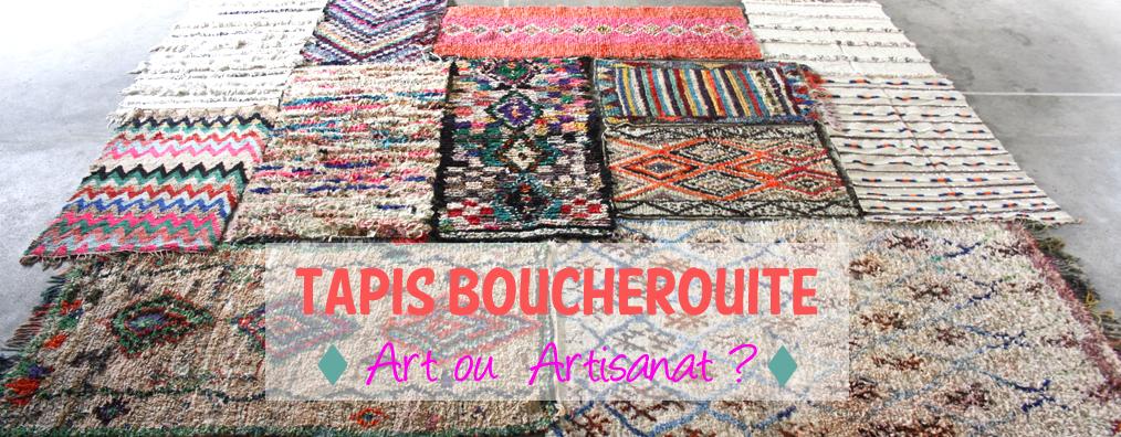 Boucherouite Tapis lovers of mint : blog déco bohème et cool lifestyle