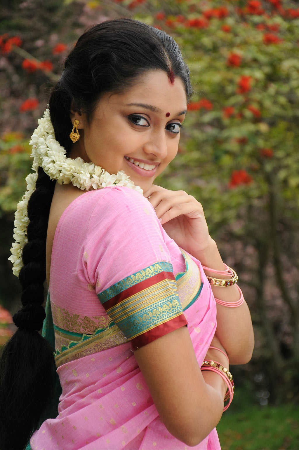 Tamil Actress Sreeja