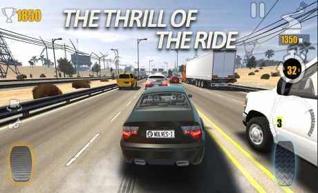 Game Offline Balapan Ukuran Kecil Traffic Tour Apk