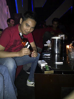Cecen Core di Mansion Club, Bandung