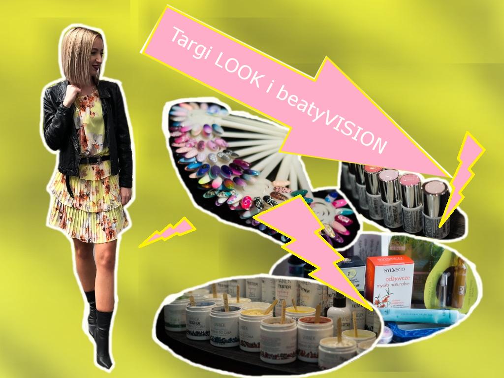 Czy blogerka jedzie tylko po prezenty? Targi LOOK i beautyVISION w Poznaniu