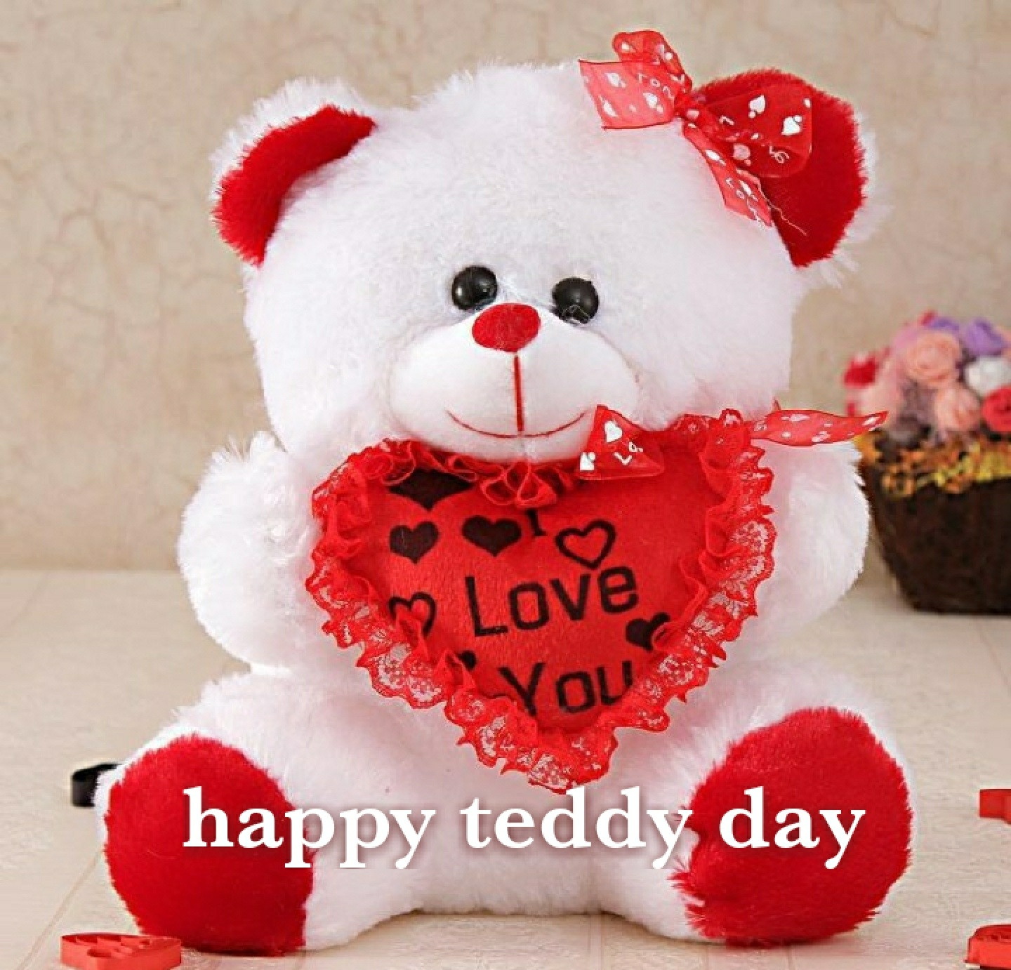 Happy Teddy Day 2019 Date Valentine Day Quotes