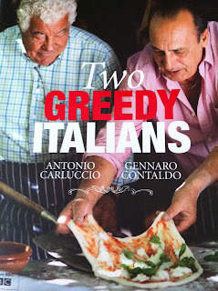 Two Greedy Italians Cookbook Cover