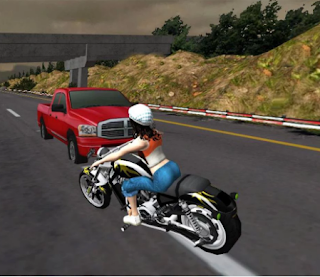 Racing Girl 3D
