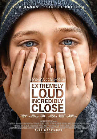 Extremely Loud and Incredibly Close 2011 BRRip 850MB Hindi Dual Audio 720p Watch Online Full Movie Download bolly4u