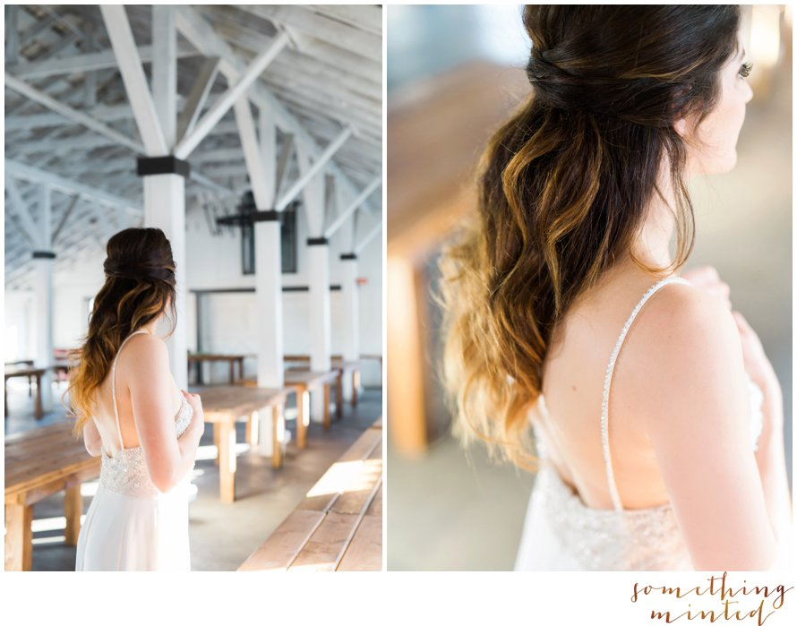 Bridal Portraits by Snohomish Wedding Photographer Something Minted Photography
