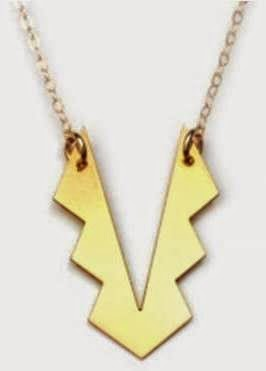 Brevity's Tribal Necklace