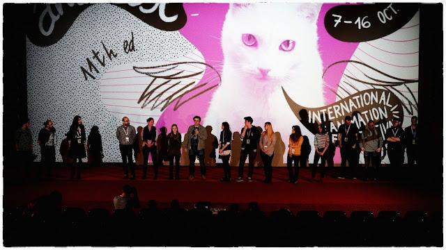 Scurtmetrajele romanesti de la Animest 2016