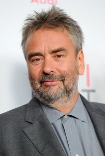Luc Besson. Director of Brick Mansions