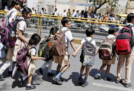 New Delhi, PM Modi, Narendra Modi, School Bag, E-Basta, Digital Study, E-learning, human resource development ministry, Prakash Javdekar