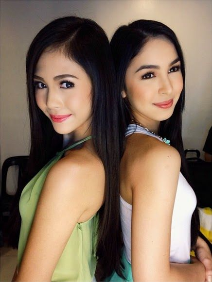 Twins - Julia and Janella