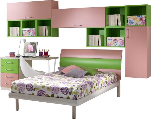 d coration chambre ado fille moderne. Black Bedroom Furniture Sets. Home Design Ideas