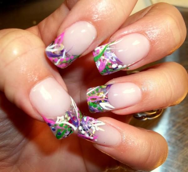 Divinas uñas de moda | Colores primaverales